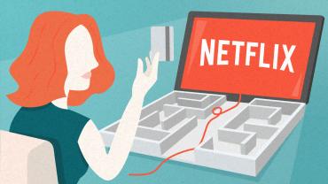 How Netflix uses behavioral economics principles to nudge customers