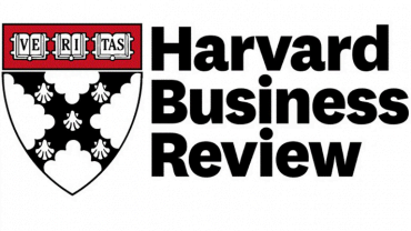 The logo of Harvard Business Review