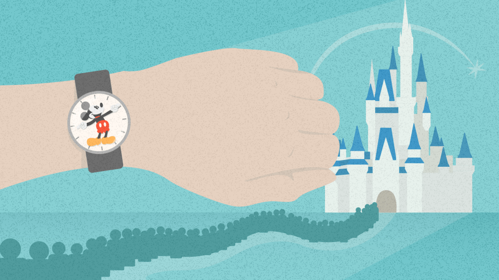 How Disney mastered the psychology of waiting in lines