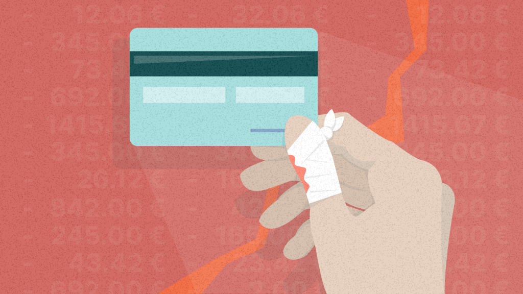 Lower customers' pain of paying via consumer psychology