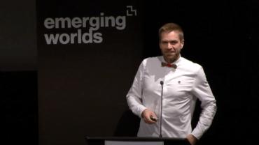Agnis Stibe: MIT Media Lab, Emerging Worlds