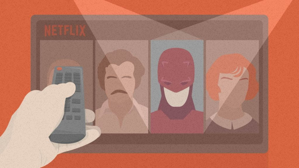 Netflix nudges us to decide easier and faster