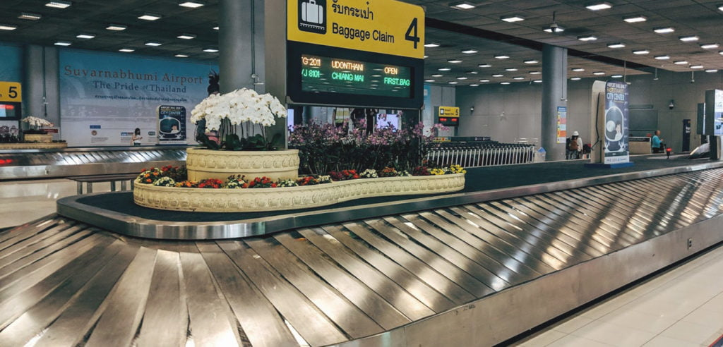Empty baggage claim that can ruin customer experience, if not handled properly