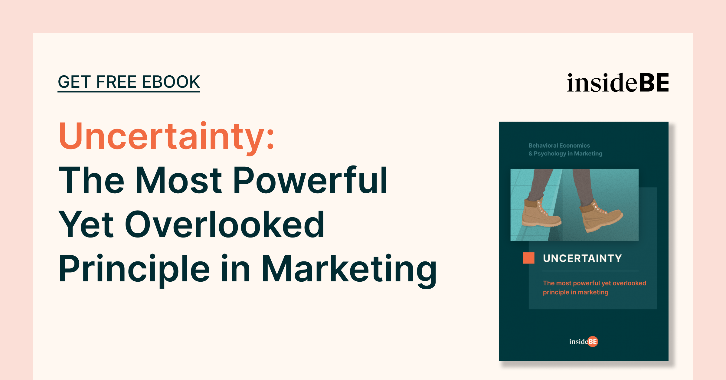 Uncertainty: The Most Powerful Yet Overlooked Principle in Marketing
